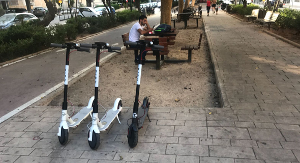 Bird Users in Tel Aviv Scooted Enough to Circle Earth 98 Times