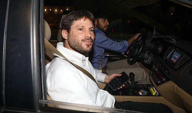 Smotrich presents: Transportation revolution in Yesha
