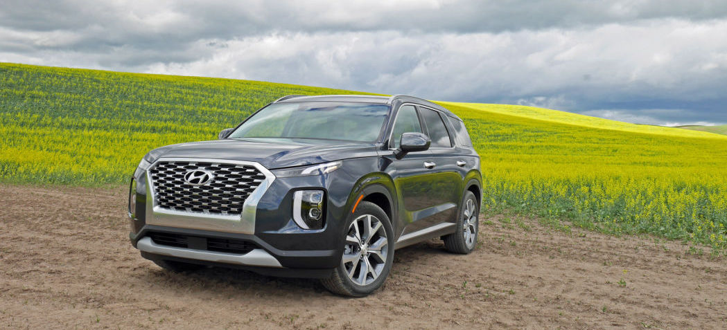 2020 Hyundai Palisade earns IIHS TSP+ award, doing what the Telluride couldn't