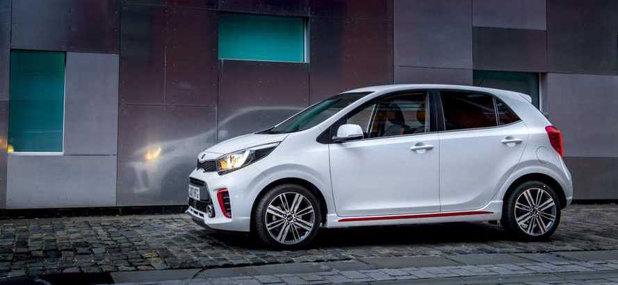 Kia Picanto Will Be Offered As Small, Affordable Electric Car Soon