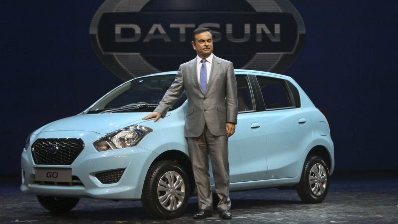 Datsun brand likely doomed as Nissan right-sizes from Ghosn's grand plan
