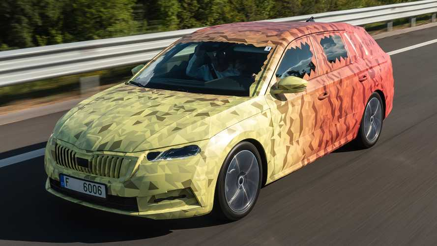 Skoda Octavia RS And Scout Officially Confirmed For 2020 Launch
