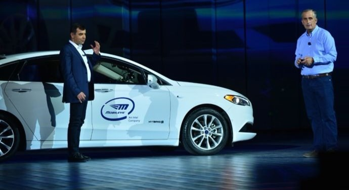 Mobileye Does not Take a Single Dollar From Intel, Says CEO