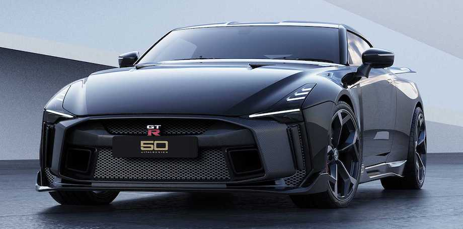 You can still buy a million-dollar Nissan GT-R50 by Italdesign