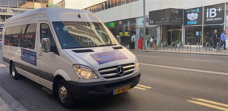 Yehud joins Tel Aviv area Saturday bus services