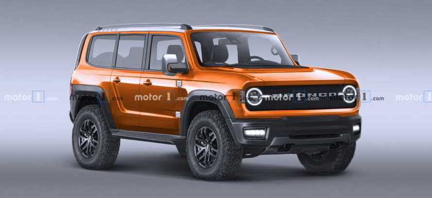 Ford Bronco Most Anticipated 2020 Car According To Google Data