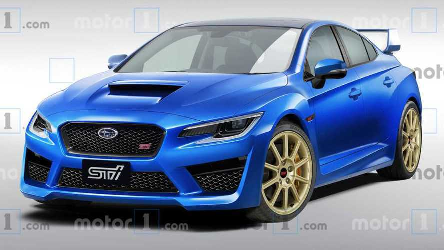 New Subaru WRX STI To Get 400 HP From 2.4-Liter Turbo Boxer?