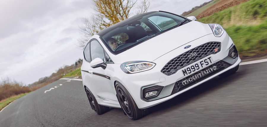 Mk. 8 Ford Fiesta ST Receives Mountune m235 Upgrade, Develops 235 PS