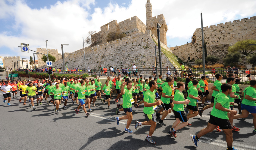 Jerusalem Marathon postponed over coronavirus