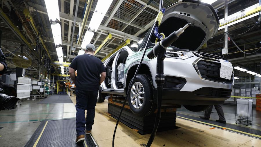Detroit Automakers Halting North American Production Amid Coronavirus
