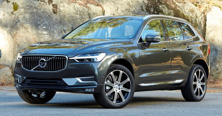 Volvo recalls 750,000 cars over emergency braking fault
