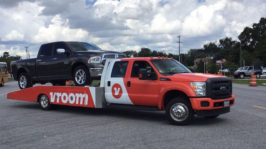 Online Used Car Marketplace Vroom Triples its Aim for Nasdaq IPO to $318 Million