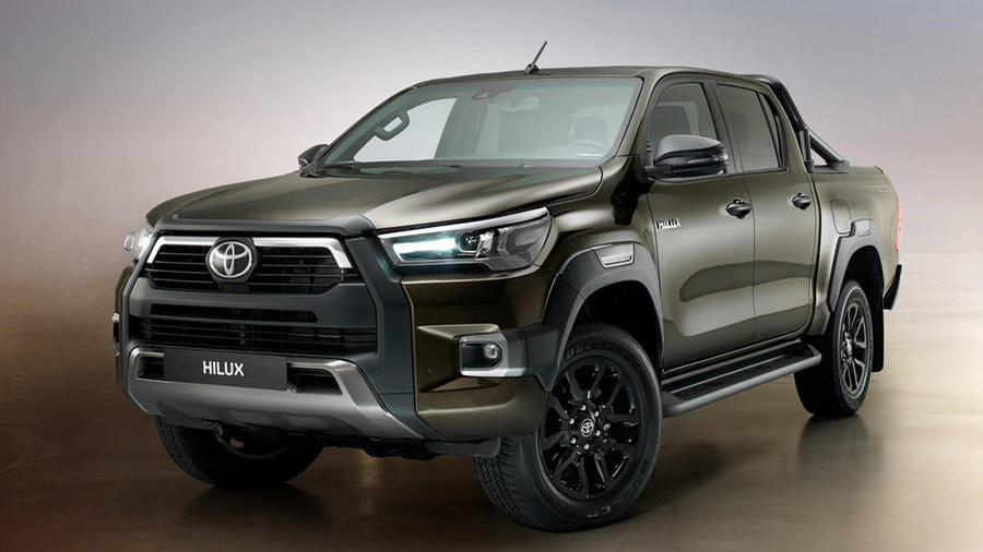 New 2020 Toyota Hilux gets host of upgrades, more performance