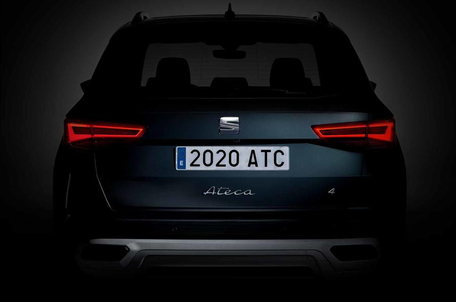 New 2021 Seat Ateca facelift to be unveiled this month