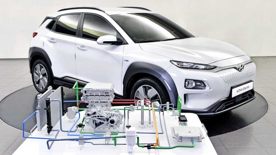 Hyundai And Kia Present New Heat Pump Technology For Their EVs
