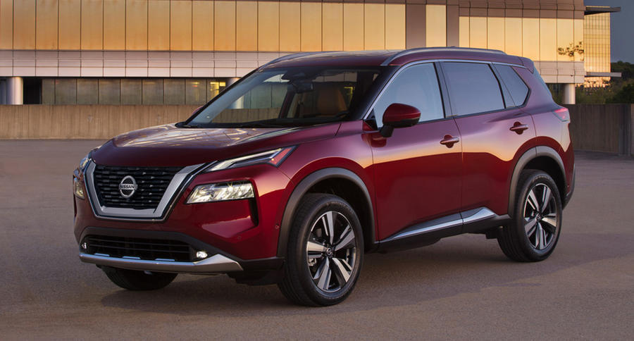 2021 Nissan Rogue Redesign Emphasizes Tech, Versatility
