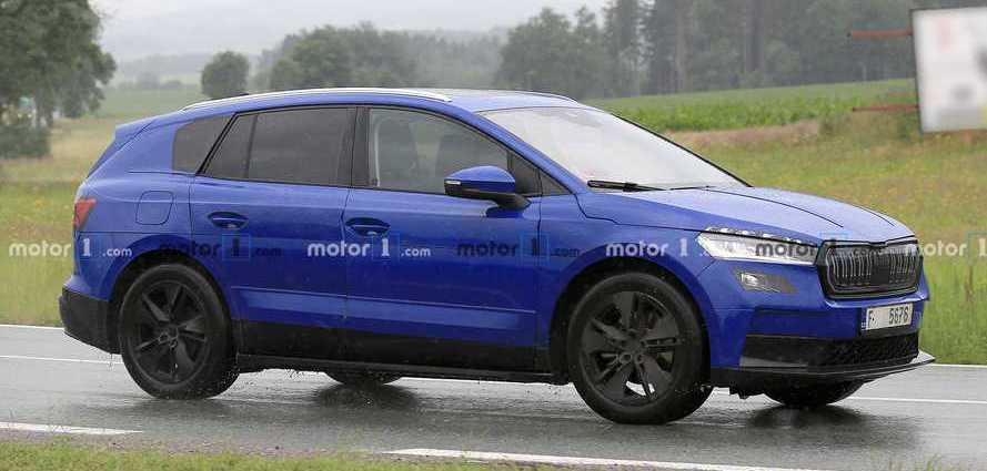 Skoda's Electric SUV and How It Might Conquer Europe