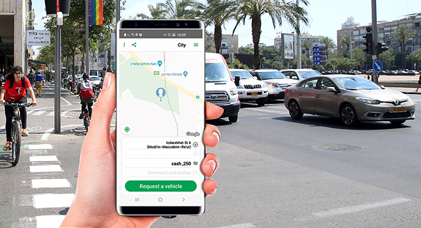 While Uber waits, Russian ride-hailing inDriver app bypasses regulation to enter the Israeli market