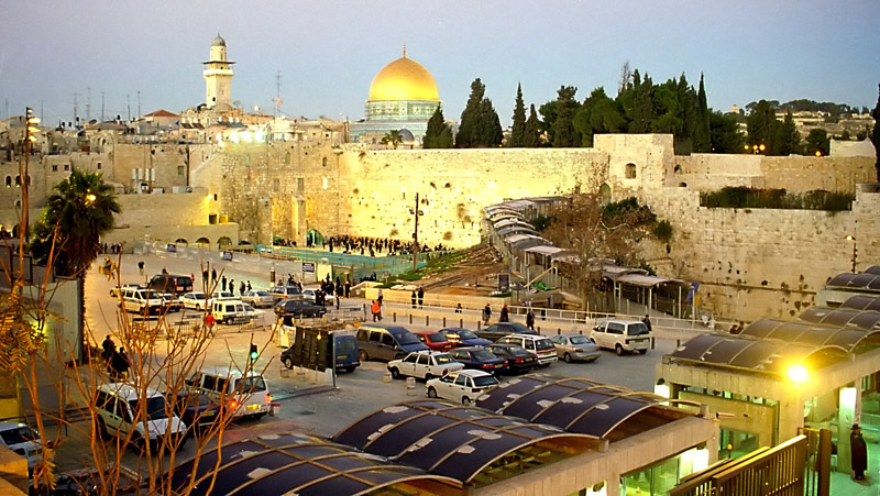 Is there enough parking in Jerusalem?