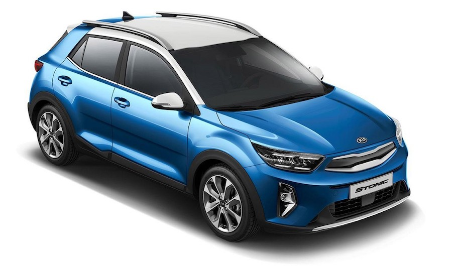 Updated 2020 Kia Stonic gains mild-hybrid petrol engine
