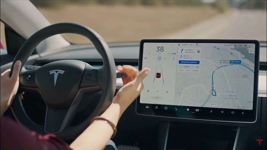 Tesla Autopilot scores low for driver engagement in European safety rating
