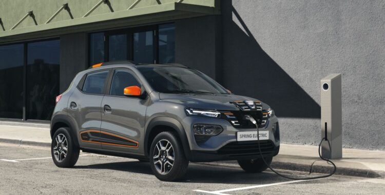 Dacia Spring Electric Debuts As 'Lowest Priced' EV City Car In Europe