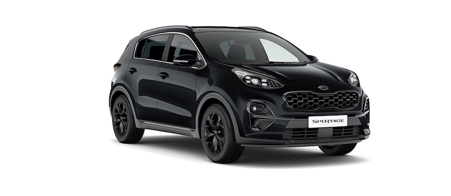 Kia Sportage JBL Black Edition Is a Speck of Loud Darkness