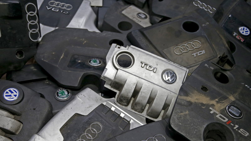 Dieselgate: European Court of Justice deems VW 'defeat devices' illegal