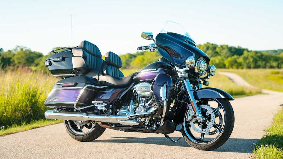 Harley-Davidson Confirms 2021 Softail, Touring, And CVO Lineup