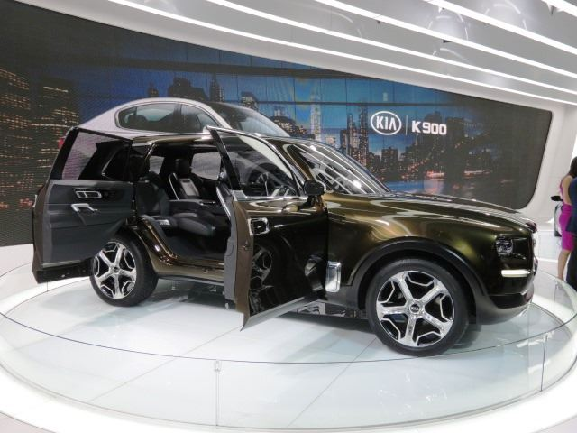 Would You Beliveve This SUV Sporting Suicide Doors Is a ...
