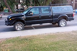 2008' Ford F-350