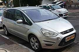 2013' Ford S-Max