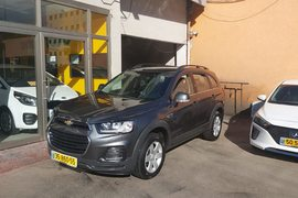 2017' Chevrolet Captiva LS
