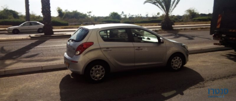 2013' Hyundai i20 for sale - ₪40,000  Ashkelon, Israel -