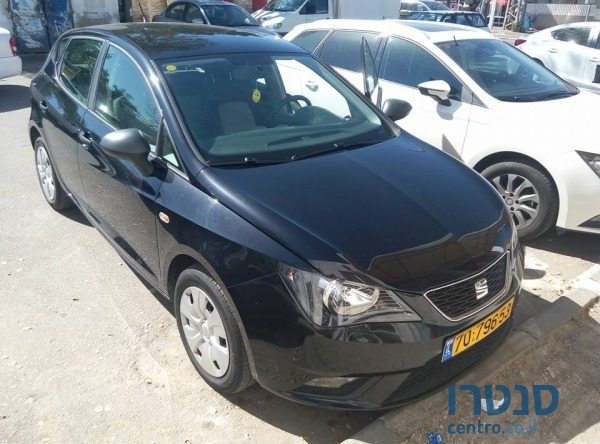 2015' Seat Ibiza for sale - ₪61,000  Ashkelon, Israel -