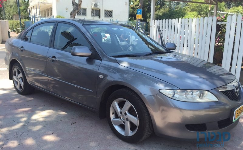 2006 39 mazda 6 for sale 24 900 rehovot israel. Black Bedroom Furniture Sets. Home Design Ideas