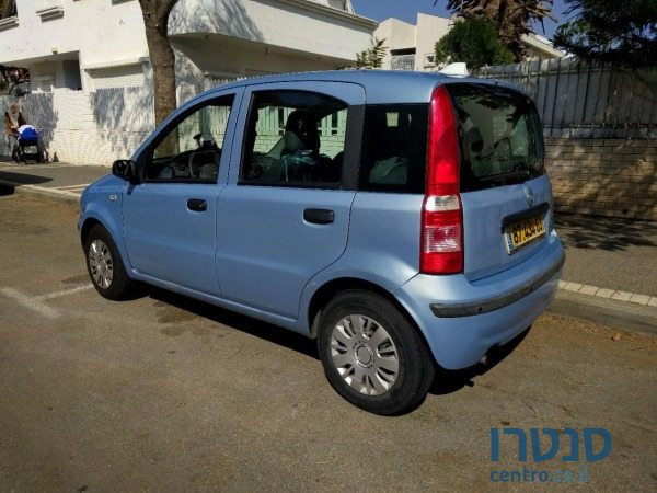 2008 39 fiat panda for sale 10 000 ashdod israel. Black Bedroom Furniture Sets. Home Design Ideas