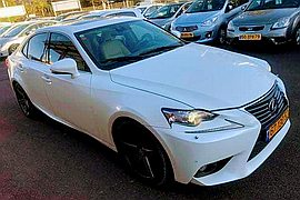 2014' Lexus IS 300