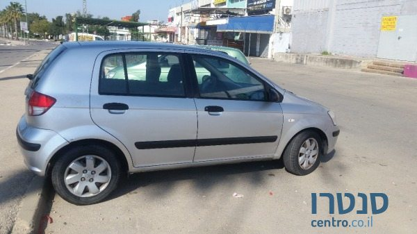 2005 39 hyundai getz for sale 8 000 ashkelon israel. Black Bedroom Furniture Sets. Home Design Ideas