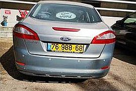 2010' Ford Mondeo