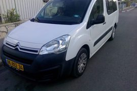 2008' Citroen Berlingo
