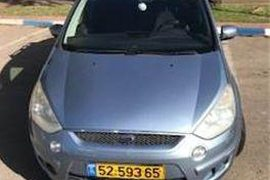2008' Ford S-Max פורד
