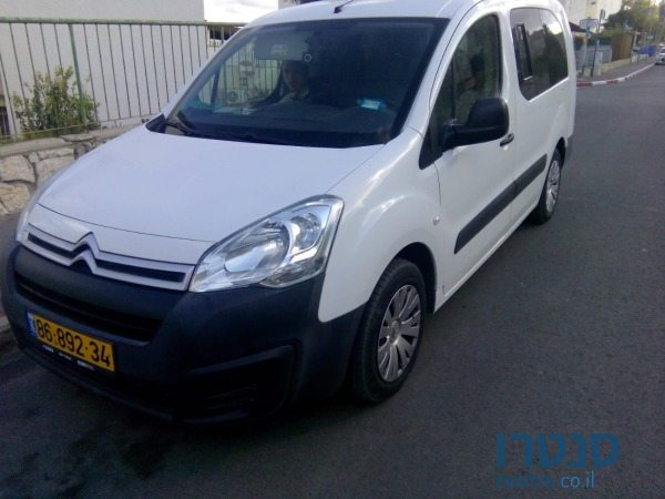 2008 Citroen Berlingo בבית שמש, ישראל