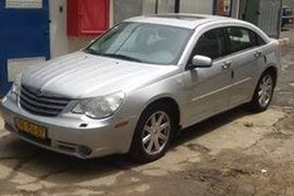 2008' Chrysler Sebring קרייזלר סיברינג