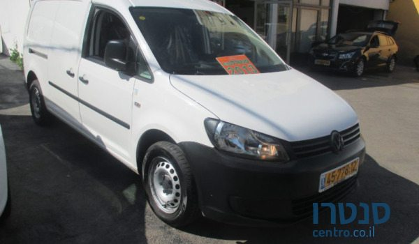 2013 Volkswagen Caddy in Lod, Israel