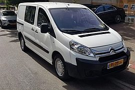 2015' Citroen Jumpy