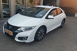 2018' Honda Civic