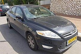 2013' Ford Mondeo