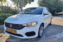 2016' Fiat Tipo פיאט טיפו