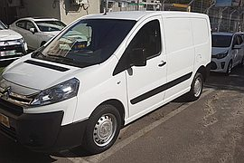 2016' Citroen Jumpy cargo